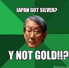 Create A Meme Online - meme faces japan got silver y not gold