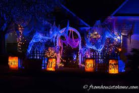 L Outdoor Lighting 7 Spectacular Ways To Create Spooky Outdoor Lighting