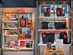 New York best travel accessories images Moleskine store new york retail design blog jpg