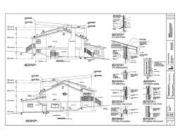 Drawing A Floor Plan To Scale by Floor Plan Construction Drawing Example Construction Document