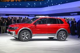 custom volkswagen tiguan report volkswagen to expand tiguan range of compact suvs