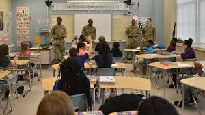 soldiers visit newport news for career day u003e joint base