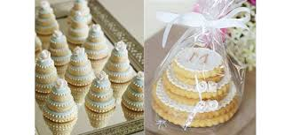 bridal shower ideas stacked cake cookies wedding cake ideas