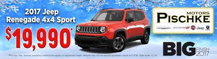 jeep pickup brute pischke motors of la crosse new u0026 used cdjr dealership