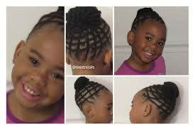 tnc 19 natural braid hairstyle for kids youtube