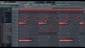 how i make uk garage bassline 4x4 uk bass house music using fl