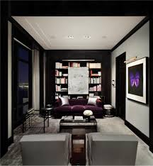 black livingroom furniture living room delightful modern living room decoration using purple