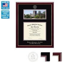 tech diploma frame virginia tech diploma frames cus emporium