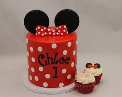 red u0026 white minnie mouse 1st birthday cake cake in cup ny