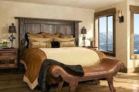 rustic master bedroom furniture wooden rustic master bedroom