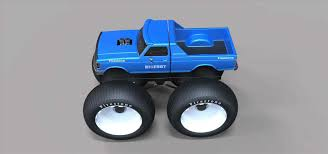the monster truck bigfoot jamestown newsdakota the list drive a s lifted the monster truck