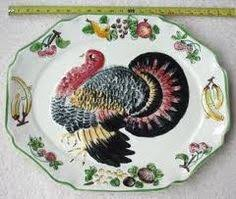 ceramic turkey platter pin by murphy on turkey plates turkey plates