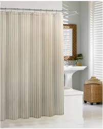 Stripe Shower Curtains Fall Is Here Get This Deal On Lino Natural Shower Curtain