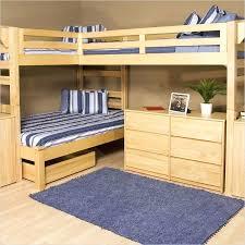 l shaped bunk beds with desk desk bunk bed plans image of l shaped loft bed amazing queen bunk