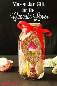 Diy Mason Jar Christmas Ideas by Cupcake Lovers Mason Jar Christmas Gift Diy Home With Cupcakes
