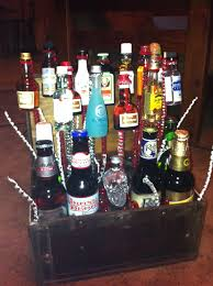 liquor gift baskets 32 best gift baskets images on liquor bouquet gifts
