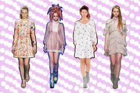 Little House On The Prairie Fashion Thirteen Trends To Try In 2017 Or Now Man Repeller