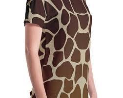 Giraffe Print Leggings Giraffe Leggings Giraffe Print Leggings Giraffe Costume