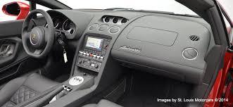 lamborghini gallardo manual transmission stock 13832t used 2014 lamborghini gallardo st louis missouri