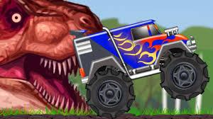 outside monster truck shows monster truck monster truck in jurassic land dinosaur world