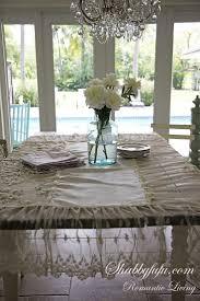 79 best pretty table cloths images on pinterest tablecloths