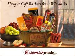 wisconsin cheese gift baskets gift baskets from wisconsin