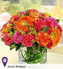 florist gainesville fl sunset vibrant sunset colors to brighten their day in