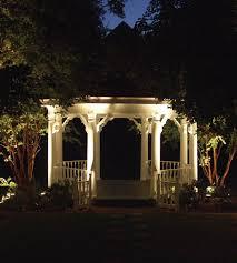 garden gazebo lights gazebo lighting on pinterest pergola