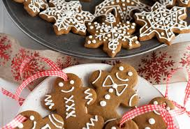 gingerbread cookies for christmas