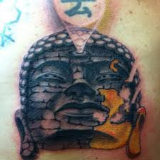 tattoo you my buddha is insightful and will bring me