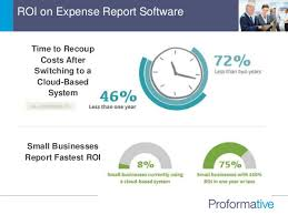 Cloud Based Expense Reporting by Taming The Travel Entertainment Expense Beast Benchmarks Best P