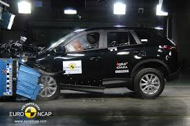 bugatti crash test bmw 3 series and cx 5 successfully passed crash test image 5