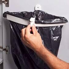porte sac poubelle cuisine support sac poubelle accessoire de cing car