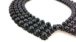 beaded collar necklace jewelry images 38 collar necklaces black collar necklace jpg