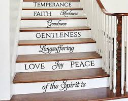 family stair decals we do stairway decals stair riser