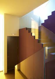 how to break up a long narrow hallway hotel corridor interior