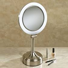use of lighted vanity mirrors u2014 the homy design