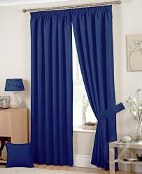 royal blue bedroom curtains curtain impressive royal blue and white curtains photo