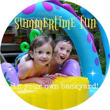 six little hearts summer fun play ideas for your own backyard