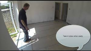 How To Choose Laminate Flooring Thickness How To Install Coldbuster Woodbwarmer Electric Underfloor Heating