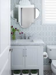 designer bathroom wallpaper best 25 wallpaper in bathroom ideas on half bathroom