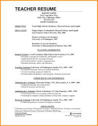 substitute teacher resume example 9 career objectives for teachers parts of resume career objectives for teachers resume template awesome substitute