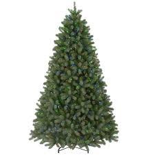 9 ft just cut spruce ez light artificial tree