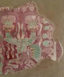 Jose Clemente Orozco Murales Universidad De Guadalajara by Teotihuacan Fragmento De Pintura Mural Arte Mexico Pinterest