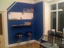 bar im wohnzimmer schaut mal wie baue ich meine bar weiter bauen malen