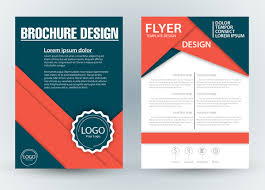 technical brochure template free coreldraw brochure templates free vector 16 658