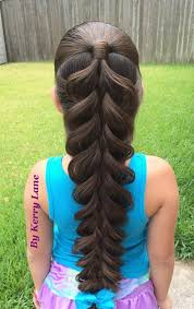 download hairstyle tutorial videos an absolutely amazing 5 strand braid by kerry lane watch the video