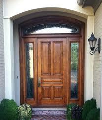 Exterior Doors At Lowes Solid Wood Exterior Door Lowe S Exterior Doors Ideas