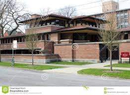 frank lloyd wright s robie house chicago redactionele