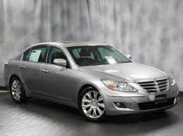 hyundai genesis sedan 2009 used hyundai genesis for sale search 1 237 used genesis listings
